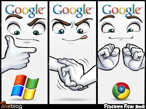 Chrome a Windows