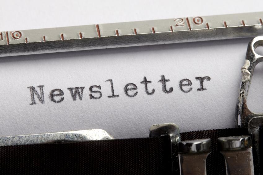 Newsletter na miarę możliwości i potrzeb