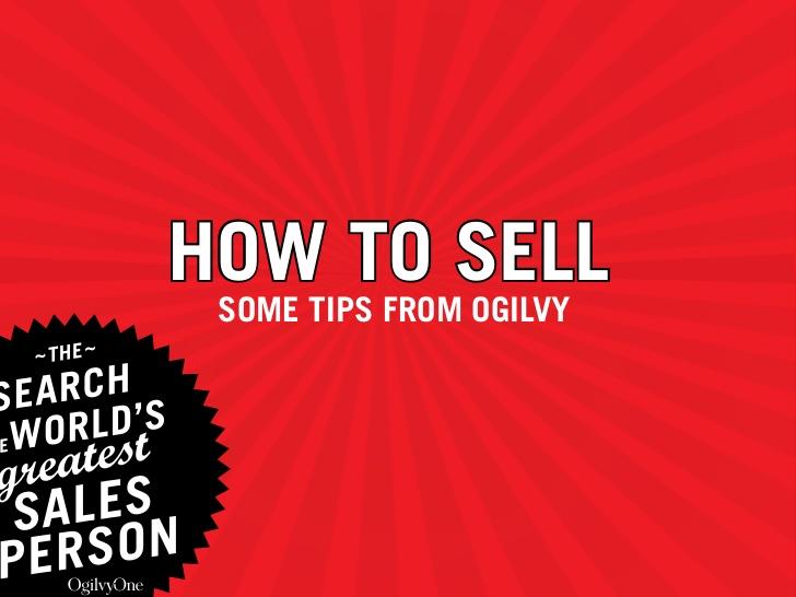 jak skutecznie sprzedawac